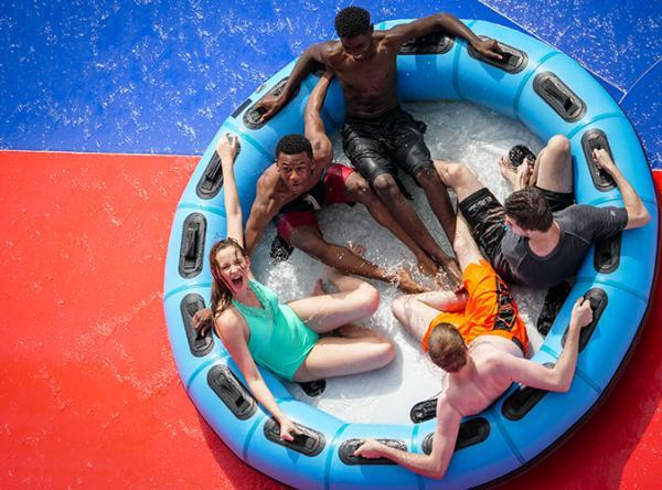 Fun and Games Pass - summer - Typhoon Texas