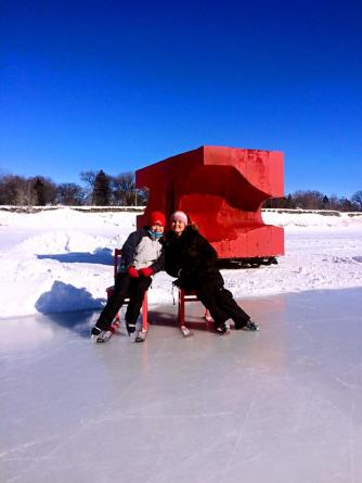 We Heart MB: Red River Mutual Trail.
