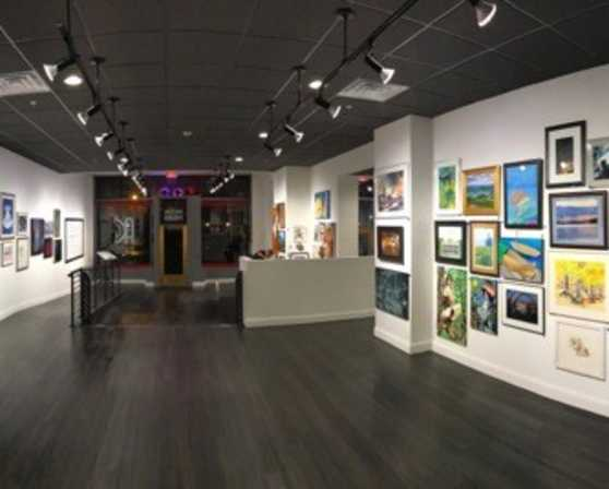 Albany Center Gallery - Opening Event