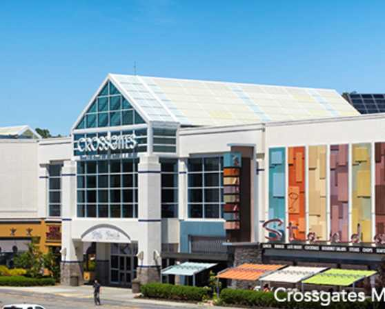 Crossgates, Mall Front