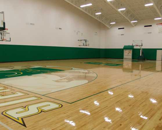 Siena - Basketball Court