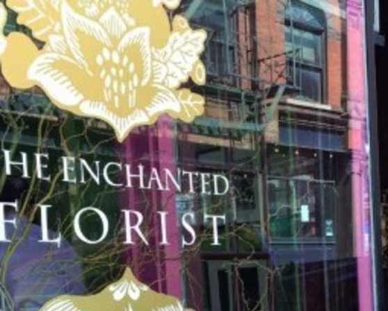 Enchanted Florist Storefront