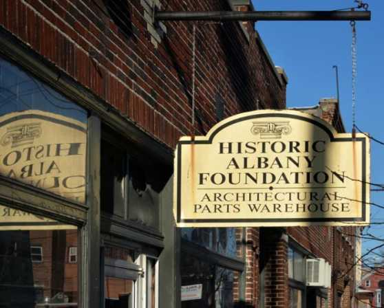 Historic Albany Foundation Parts Warehouse
