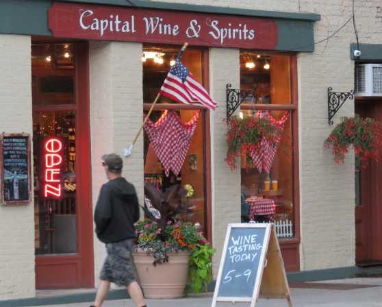 Capital Wine Front