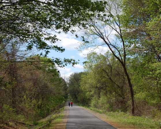 Mohawk Hudson Land Conservancy - Albany County Helderberg Hudson Rail Trail