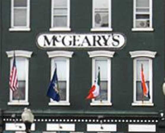 McGeary's