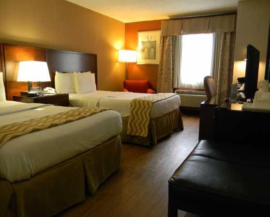 Travelodge WR - Room