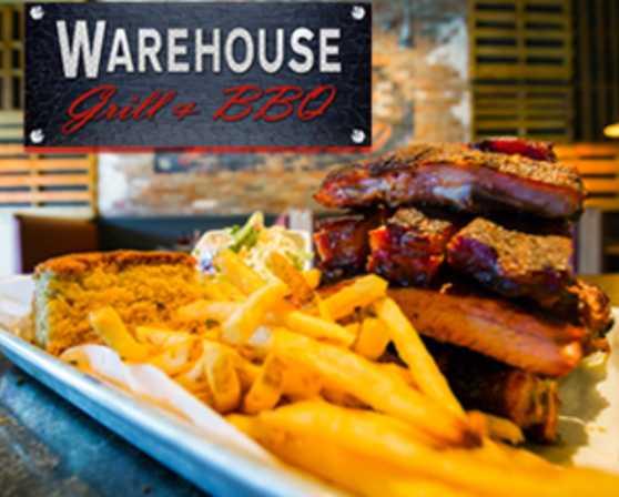 Warehouse - Sandwich