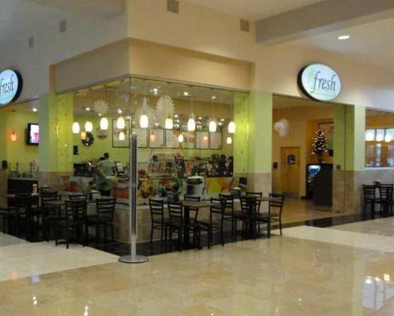 Crossgates Mall Location