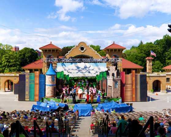 Panorama Park Playhouse