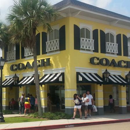 coach premium outlet x541  Gulfport Premium Outlets