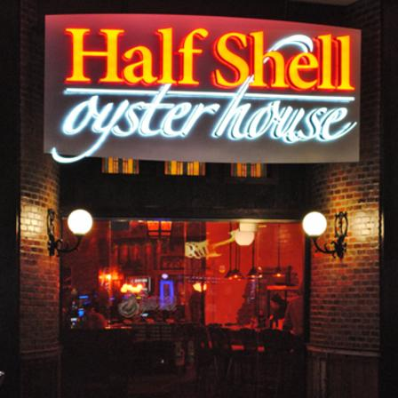 Half Shell Oyster House HRB