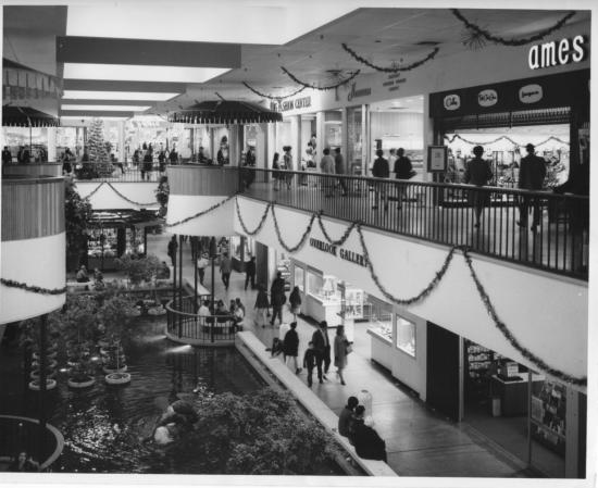 King of Prussia Mall Historic Photograph