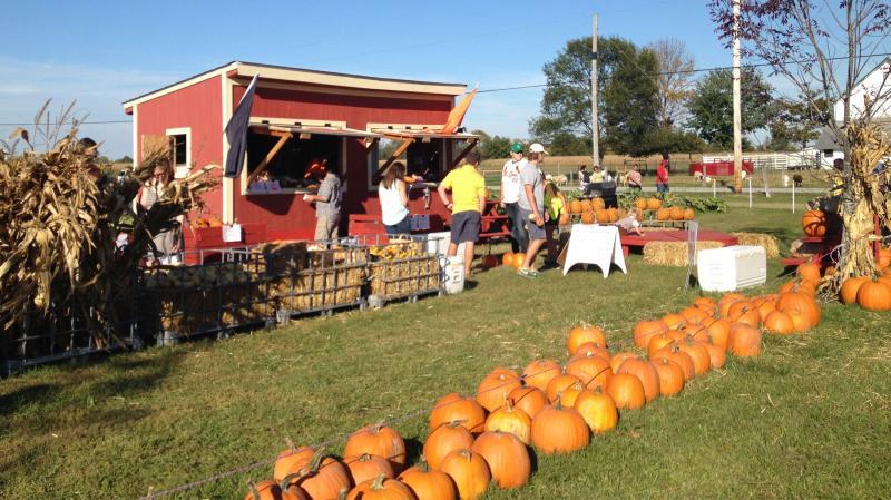 Hogans Farm in Hendricks County
