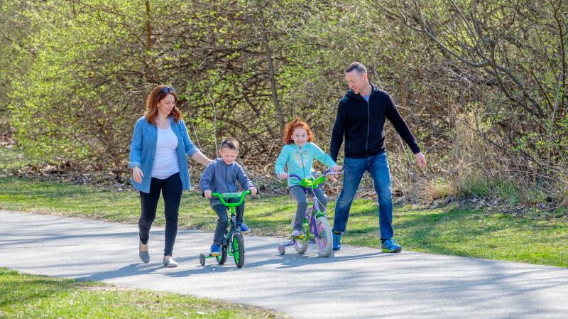 Parks and Trails in Hendricks County