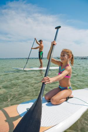 Family paddleboard SUP
