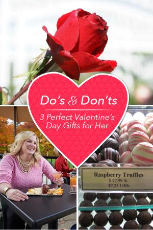 Valentine's Day Do's & Don'ts