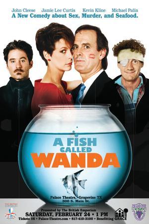 A Fish Called Wanda PAC movie British Emporium event