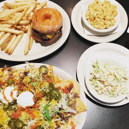 Memphis BBQ Food