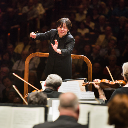 NJSO Conductor