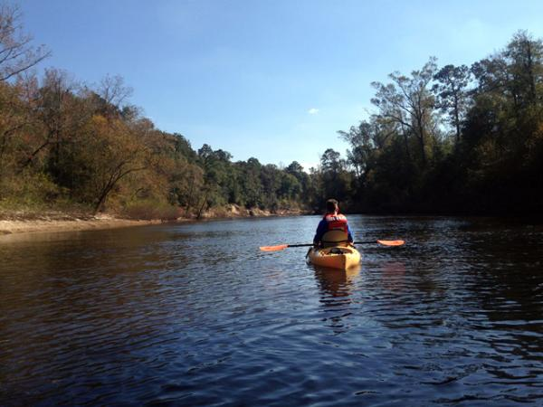 Village Creek Paddle in the Big Thicket