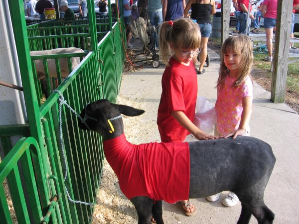 Allen County Fair, Fort Wayne, Indiana