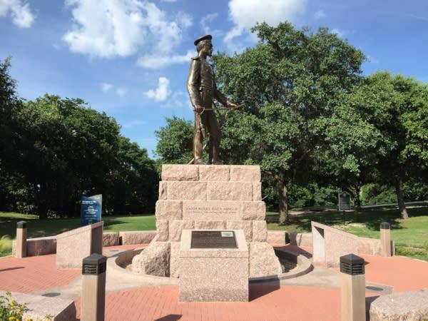 Ripley Arnold Statue