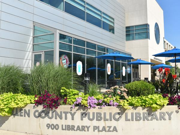 Allen County Public Library - Downtown Fort Wayne, IN