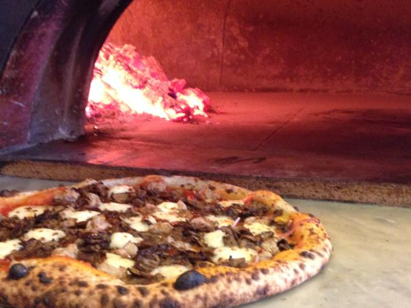 Forge Pizza Oven