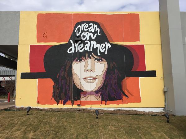 Dream on Dreamer - Katie Murray