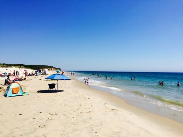 Block Island Beaches