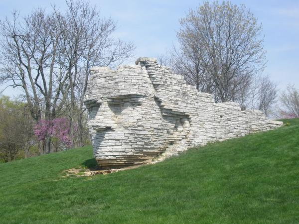 Leatherlips Monument