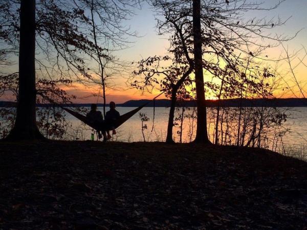 monroe lake hammock