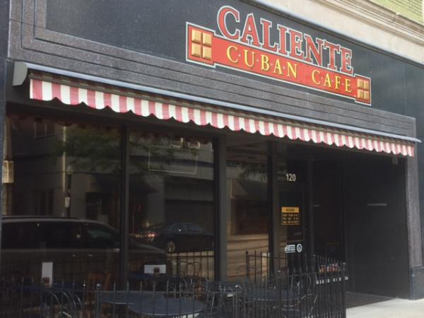 New Caliente Cuban Cafe in Downtown Fort Wayne