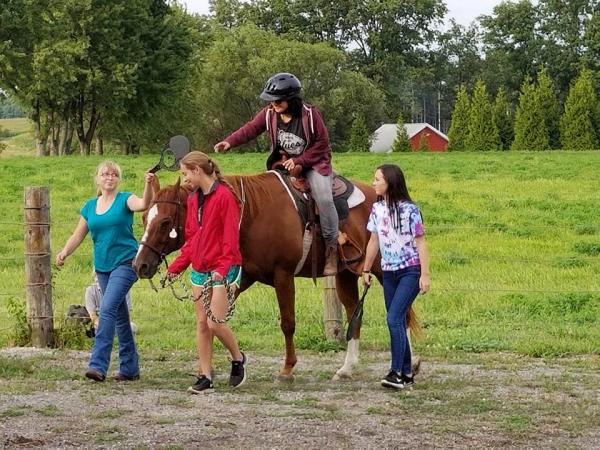 Oak Hill Therapeutic Riding