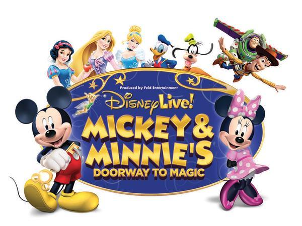 Disney Live 2017 - Event Graphic - Fort Wayne, Indiana