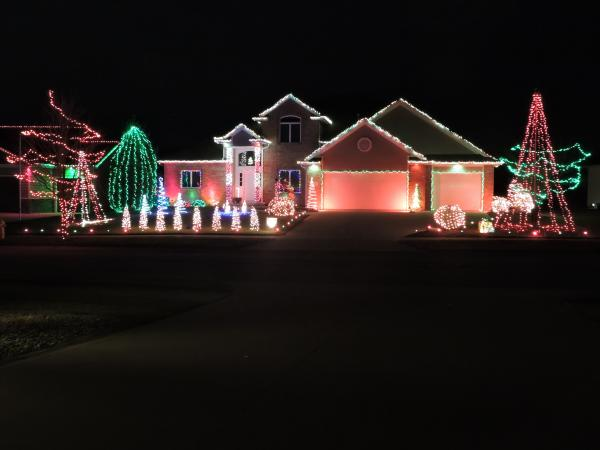 House Lights Christmas