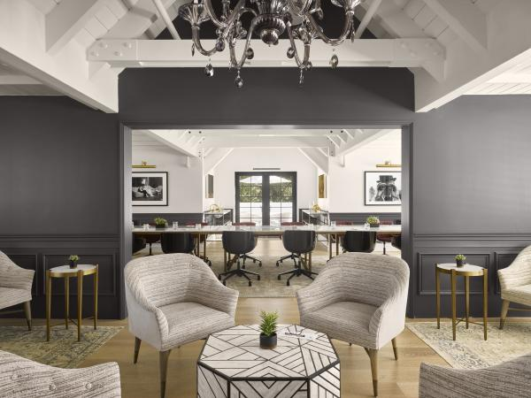 Vintage House Yountville Meeting Space