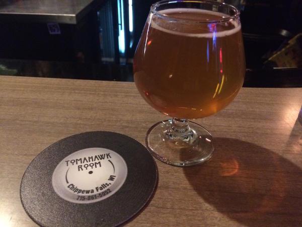 Tomahawk Room Cider
