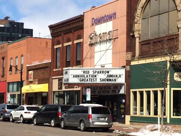 Micon Downtown Cinema Barstow Street