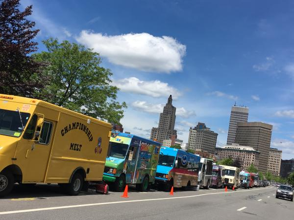 Providence Flea Food Trucks