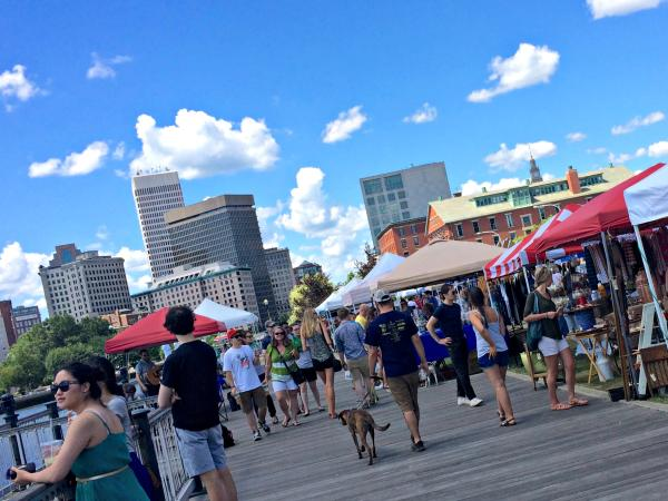 Providence Flea Boardwalk