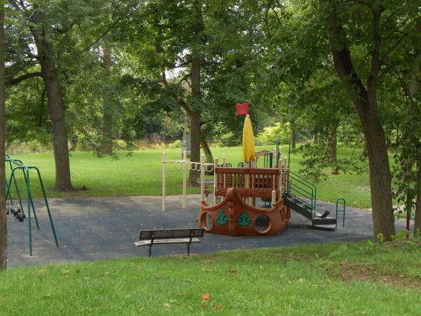 Playground at Johnny Appleseed
