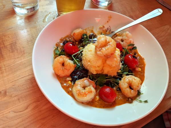 Savorez Shrimp and Grits