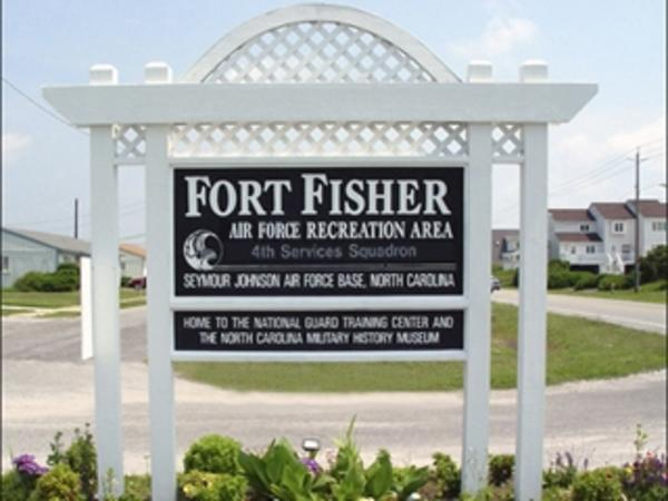 Fort Fisher Air Force Recreation Area