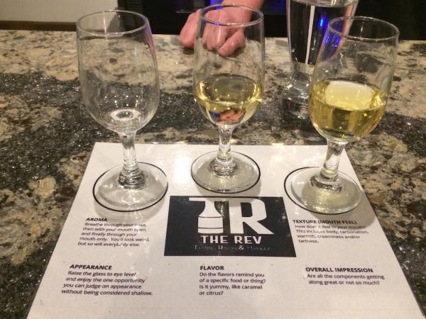 The Rev Wine