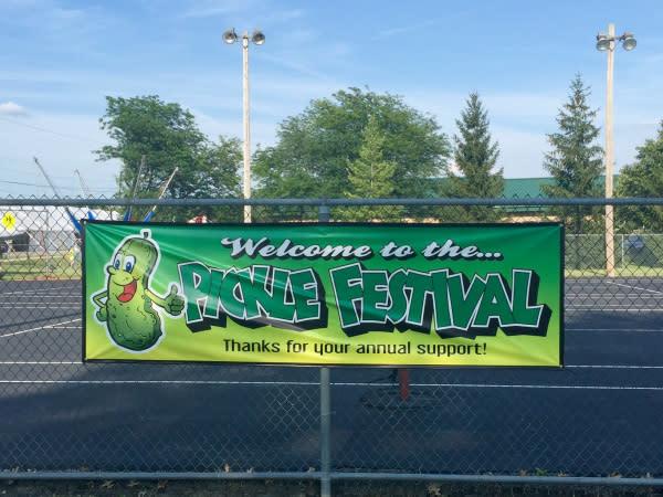 St. Joe Pickle Festival