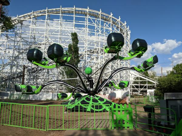 Lakeside Amusement Park in Denver
