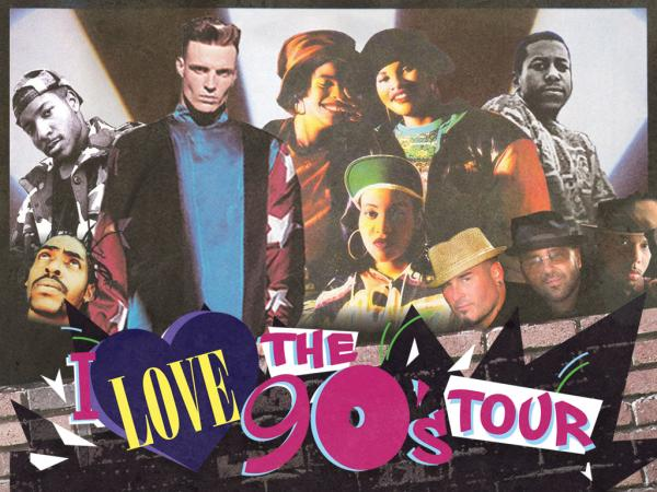 I Love the 90s Concert - Fort Wayne, IN