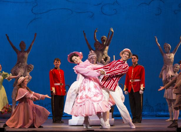 Music Theatre of Wichita Mary Poppins